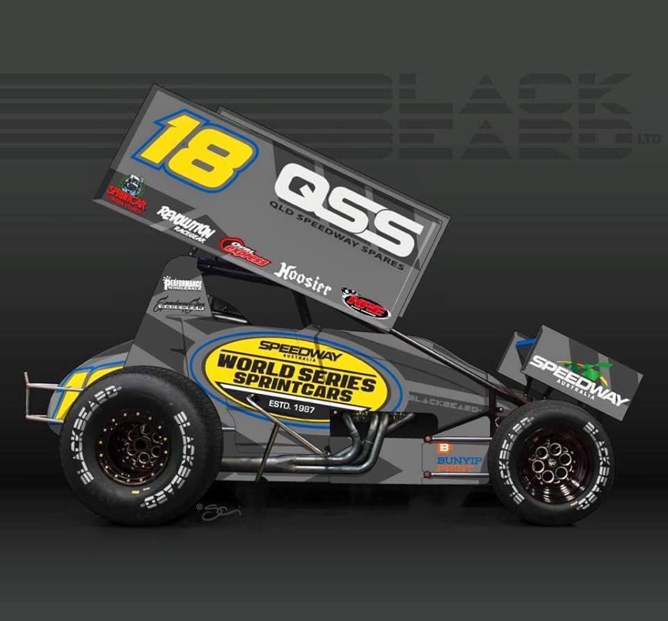 Wss Merchandise Meets Blackbeard Speedway Australia